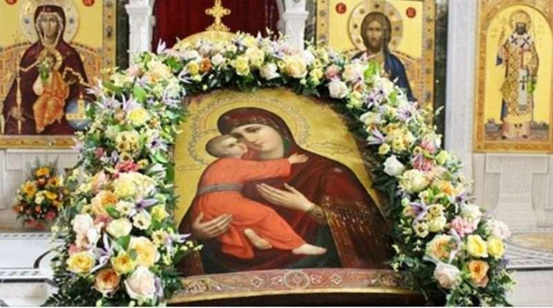 Молитва до Володимирівської ікони Божої Матері, яку читають 8 вересня і просять захисту від усіх бід
