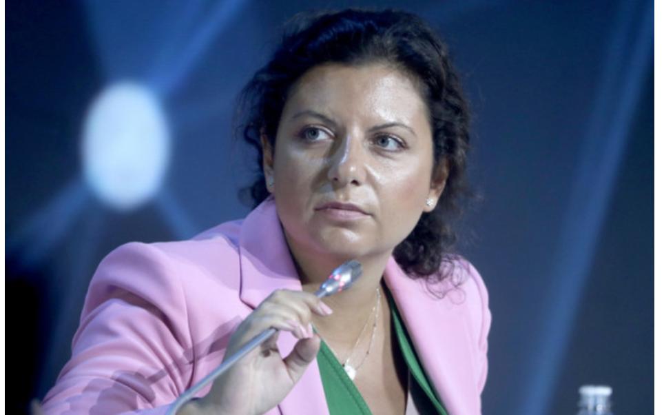 """Симоньян в ефірі росТВ погрожувала """"3нищити за годину"""" Сполучені Штати – росіяни не оцінили"""